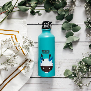 Animals stainless steel bottle