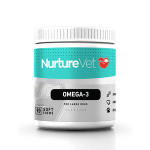 Omega-3 for Large Dogs