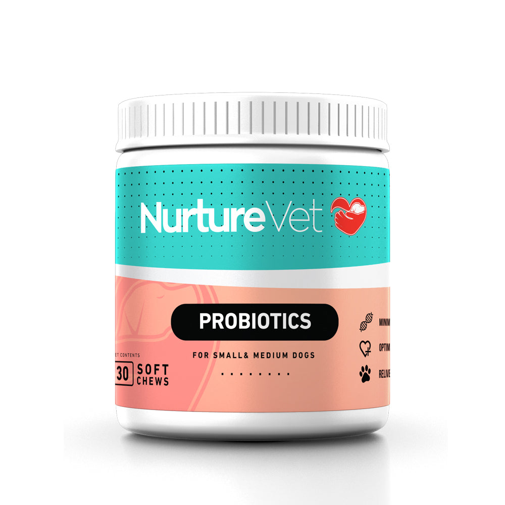 Probiotics for Small & Mediums Dogs