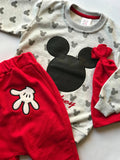 Mickey Mouse long sleeve set
