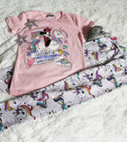 Unicorn & Minnie Set