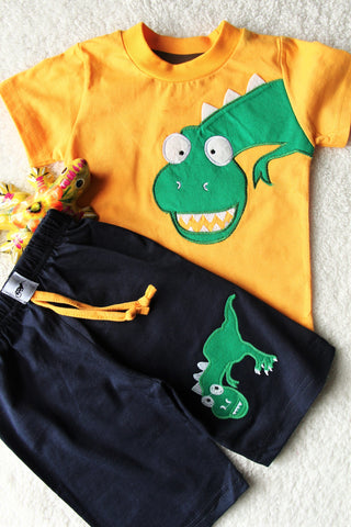 Dino cotton set