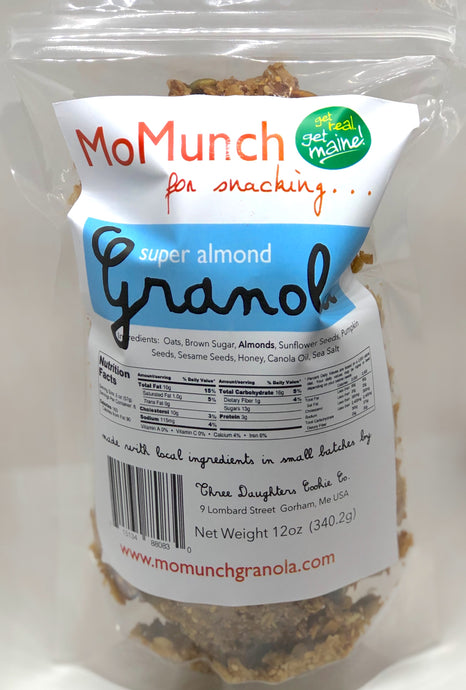 Super Almond Granola