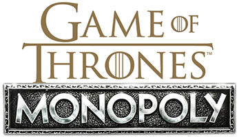 Game of Thrones Monopoly Logo