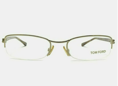 Tom Ford FT5023 772 Gold Frame Eyeglasses