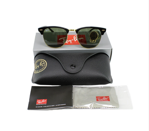 Top Ray Ban Sunglasses Styles - Clubmaster