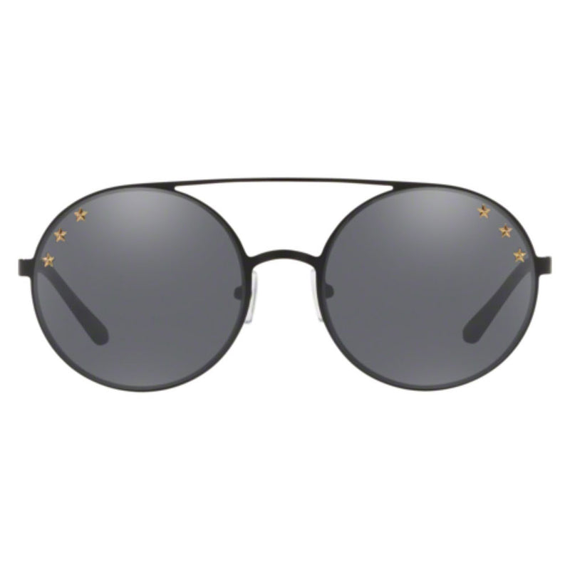 New Michael Kors MK1027 12026G Cabo Sunglasses Gunmetal Mirror Lens