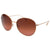 New Oliver Peoples OV 1102ST Blonde ll Sunglasses Brown Pink Polarized Lens