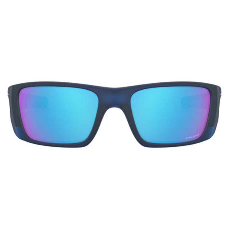 New Oakley OO9096-K160 Fuel Cell Sunglasses Prizm Sapphire Lens