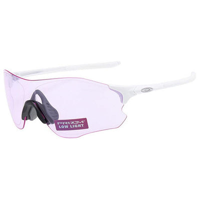 Oakley OO9313-1738 EvZero Path (AF) Sunglasses Prizm Low Light Lens