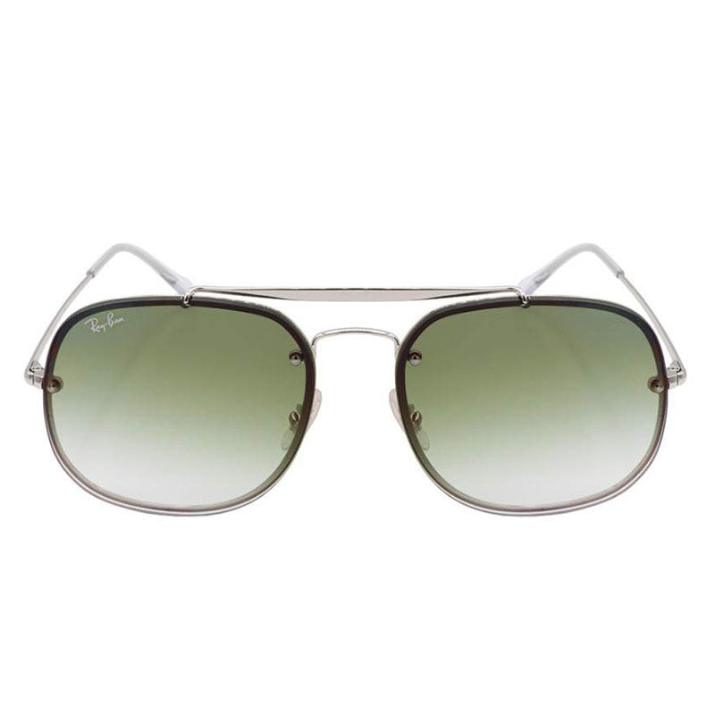 New Ray-Ban RB3583N 003/W0 Blaze General Sunglasses Green Gradient Mirror Lens