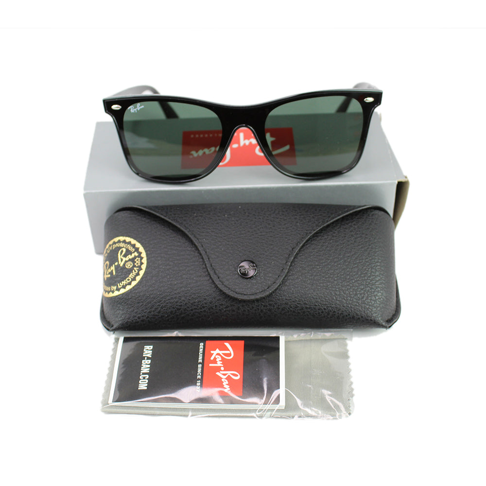 Ray Ban Blaze Wayfarer Glasses for Men and Women