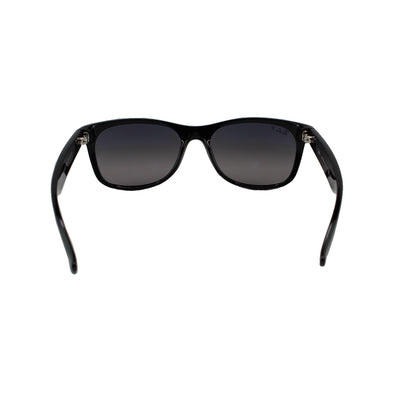Rayban men gradient polarized sunglasses