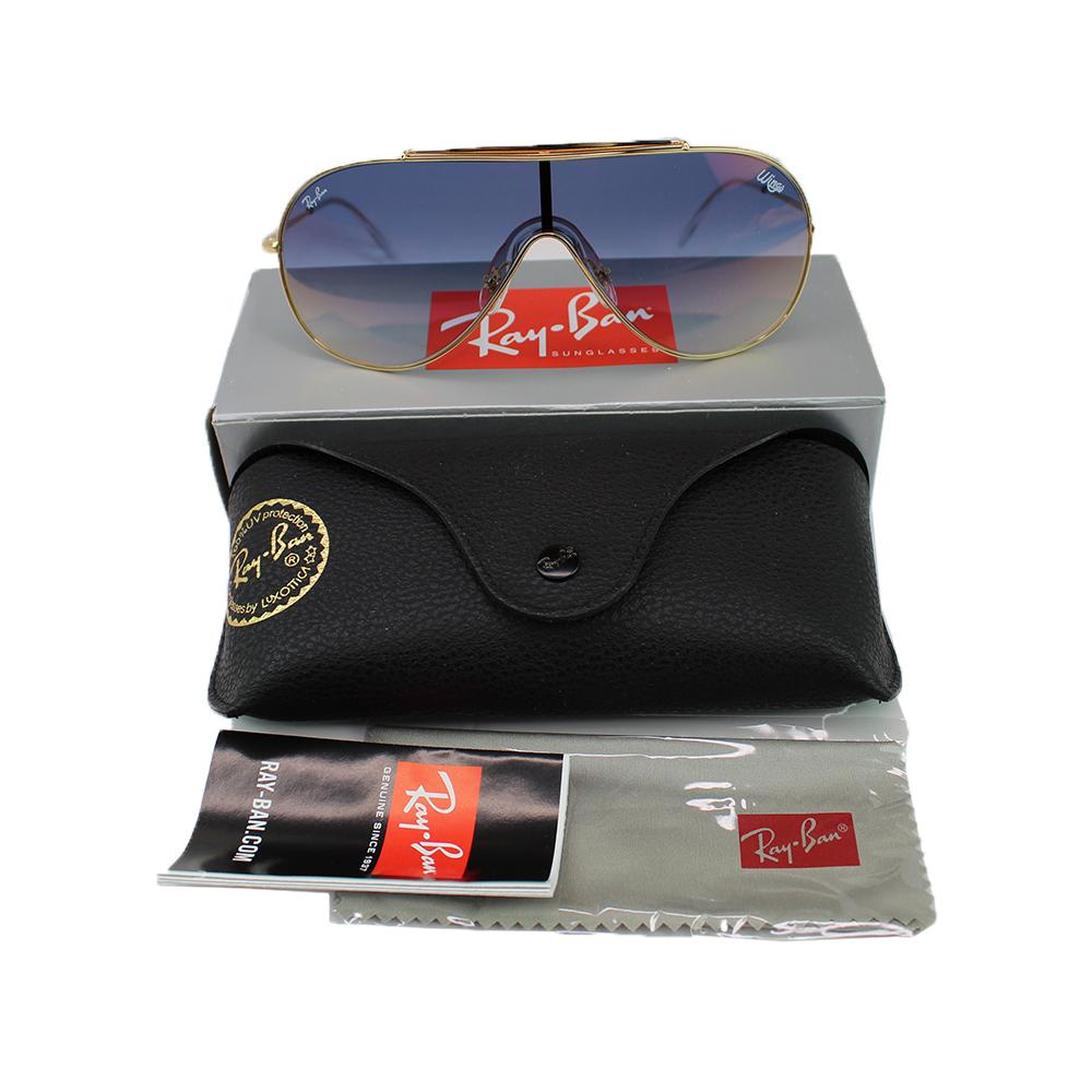 Rayban wings sunglasses for men
