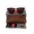 Authentic Ray-Ban RB3576N 043/75 Blaze Clubmaster Sunglasses Violet Classic Lens
