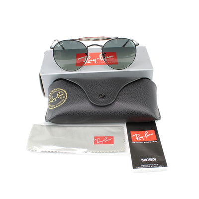 New Authentic Ray-Ban RB3747 153/71 50MM Unisex Sunglasses Grey Gradient Lens
