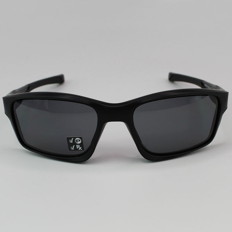 Oakley Chainlink Sunglasses in Matte Black Frame Color