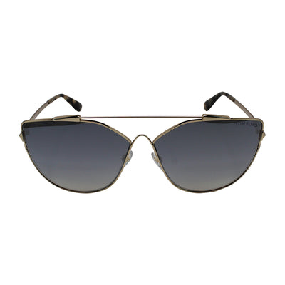 Tom Ford FT0563 28C Jacquelyn Women Sunglasses | Front View