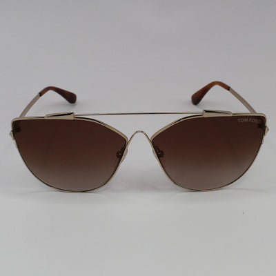 Tom Ford FT0563 28G Jacquelyn Women Sunglasses | Front View
