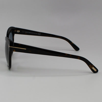 Tom Ford Lily Sunglasses for Women Plastic Frame