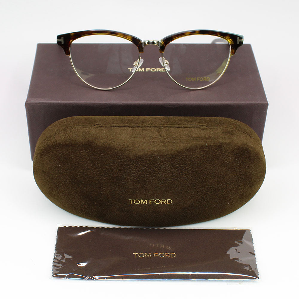 Tom Ford FT5471 052 53 Dark Havana Eyeglasses | Shades HQ