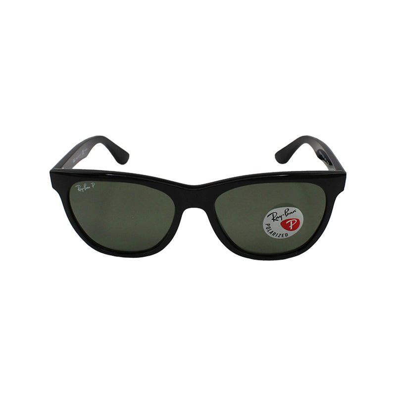 Ray-Ban RB4184 601/9A Sunglasses Green Classic G-15 Polarized Lens