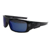 Oakley Crankshaft Sunglasses In Ice iridium Lens For Men