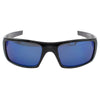 Oakley Crankshaft Sunglasses Ice iridium Lens For Men - Front