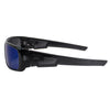 Oakley Crankshaft Sunglasses Ice iridium Lens For Men - Side