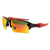 New Authentic Oakley OO9188-80 Sunglasses Flak 2.0 XL Prizm Ruby Lens
