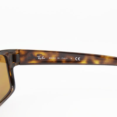 Authentic Ray-Ban RB4151 710 Sunglasses Light Havana Anti-Reflective Brown Lens