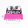 New Authentic Oakley OJ9006-03 Frogskins XS Sunglasses Violet Iridium Lens