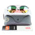Ray Ban RB3545 9006A8 54 Orange Gradient Sunglasses | Shades HQ
