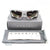 New Authentic Oakley OO9367-20 Drop Point Sunglasses Warm Grey Lens