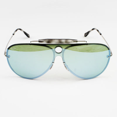 Ray Ban RB3581N 003/30 32 Blaze Shooter Sunglasses  | Front View