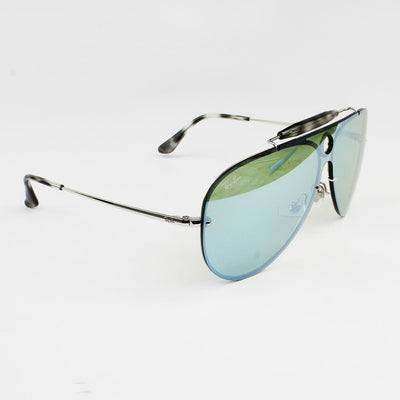 Ray Ban RB3581N 003/30 32 Blaze Shooter Sunglasses  | Side View
