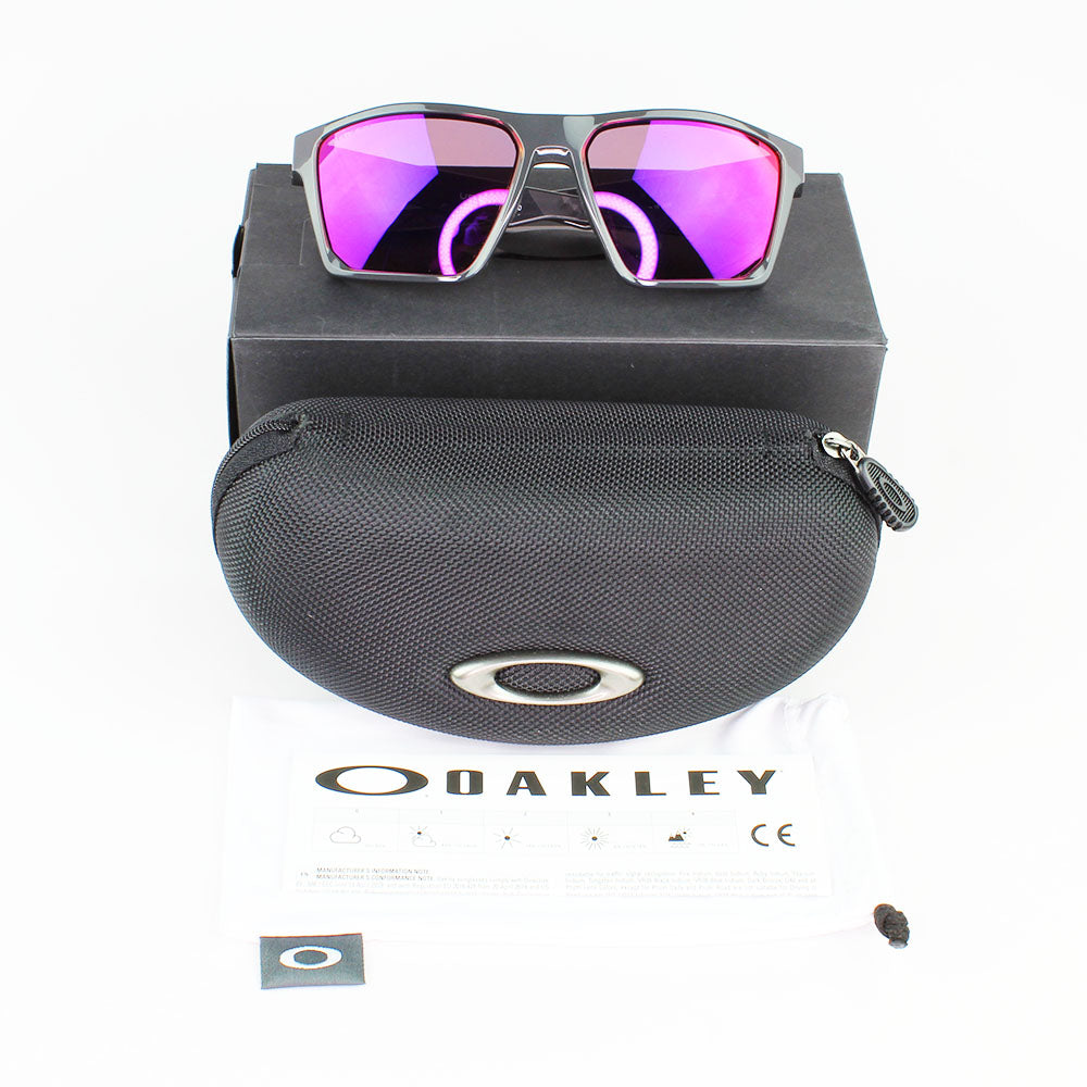 New Authentic Oakley OO9397-04 Targetline Sunglasses Prizm Road Lens