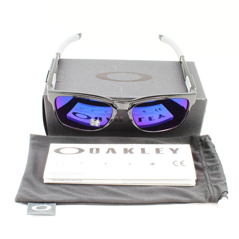 New Authentic Oakley OO9272-06 Catalyst Sunglasses Positive Red Iridium Lens
