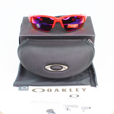 New Authentic Oakley OO9364-05 Flak Draft Sunglasses Prizm Road Lens