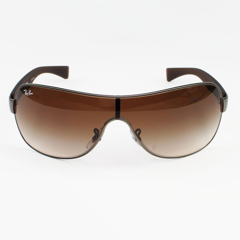 New Authentic Ray-Ban RB3471 029/13 Sunglasses Brown Gradient Lens