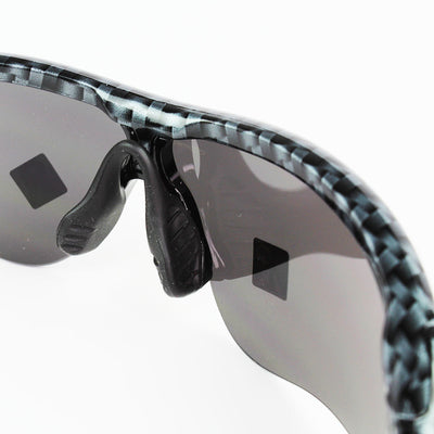 Authentic Oakley OO9206-4438 Radarlock Path Sunglasses Prizm Black Lens