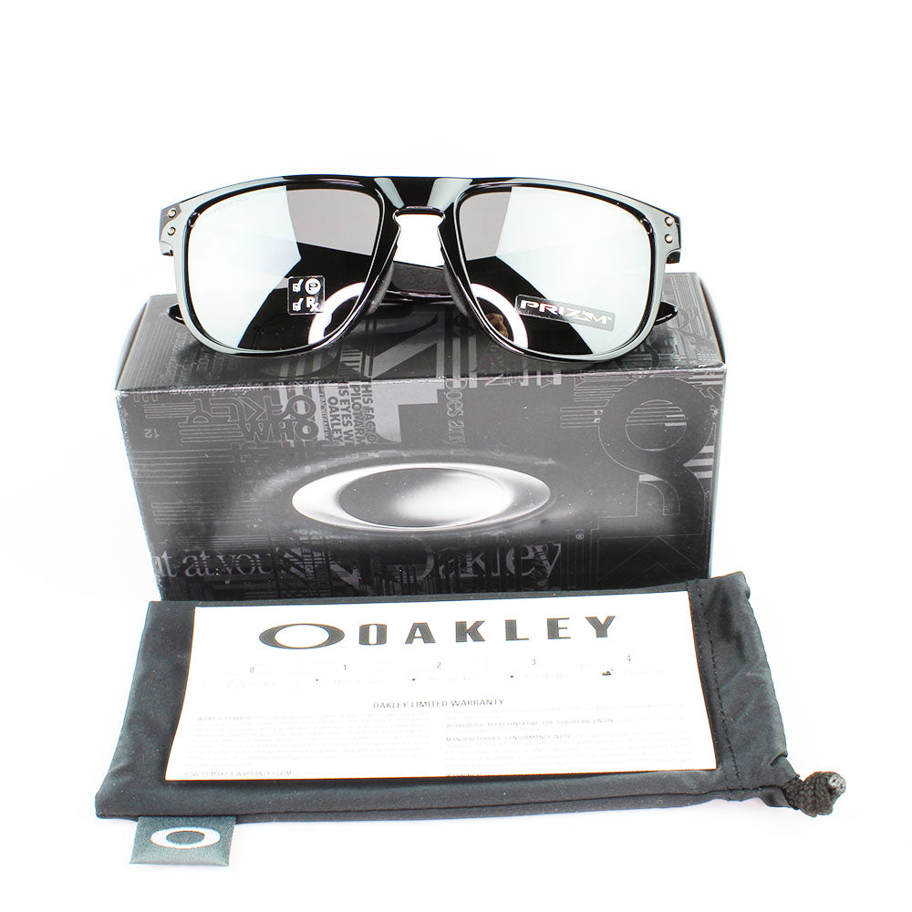 Oakley OO9379-0655 Holbrook R Men Sunglasses Prizm Black Polarized Lens