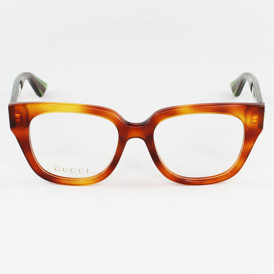 New Authentic Gucci GG0037O 002 Eyeglasses Demo Customisable Lens