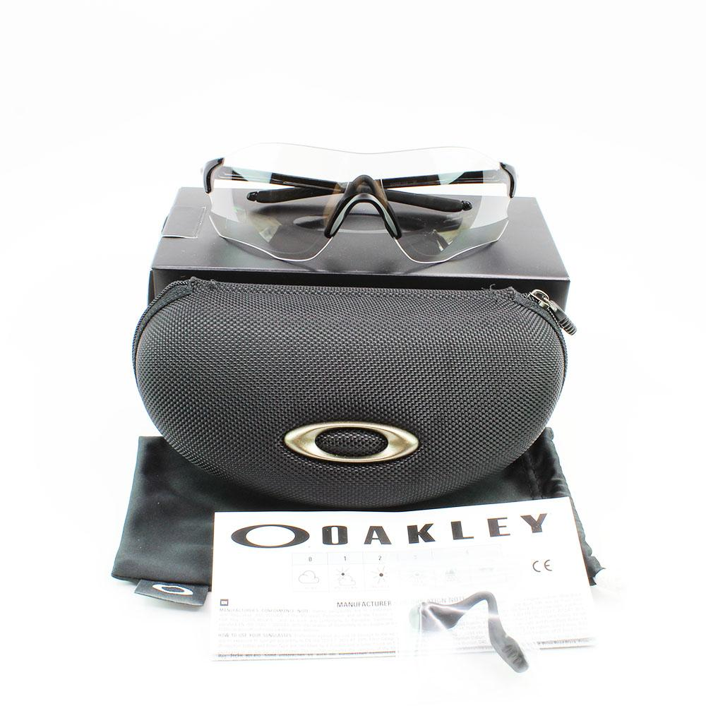 New Authentic Oakley OO9308 13 Sunglasses EVZERO Path Black Photochromic Lens