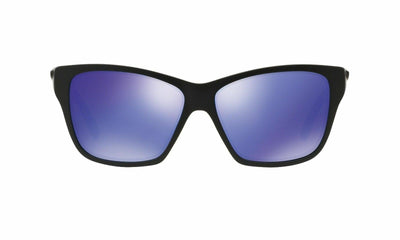 Oakley Hold On Sunglasses Violet Iridium with Mirrored Lens Technology