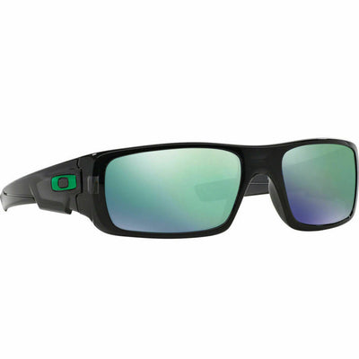 Oakley Crankshaft Sunglasses Jade Iridium Mirrored Lenses with 60 mm Lens Size