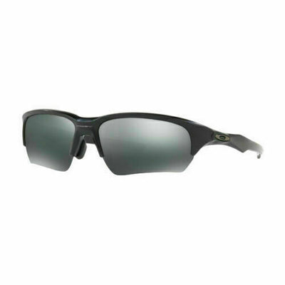 Oakley Flak Sunglasses Sports Style Black Iridium Lens