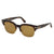 New Authentic Tom Ford FT0597 56E Harry Sunglasses Brown Lens