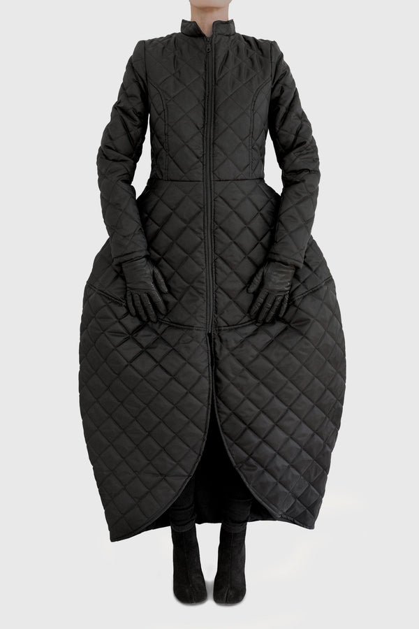 Kiera  Quilted Coat