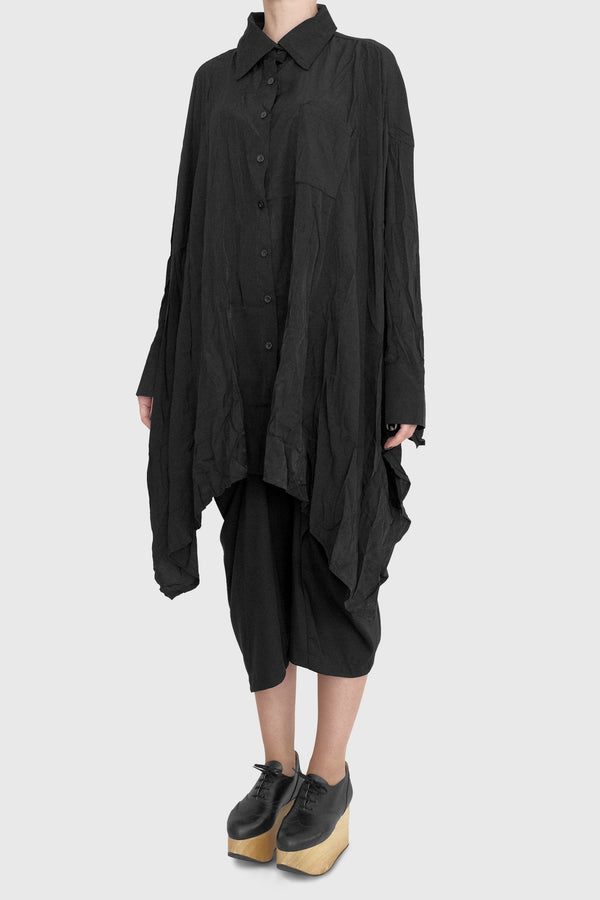 Ona Oversized Shirt - ИOKO - nokoclub.com